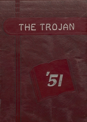 A C Jones High School - Trojan Yearbook (Beeville, TX) online yearbook collection, 1951 Edition, Page 1