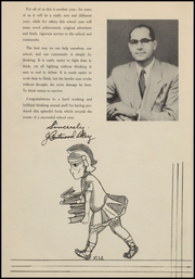 Page 10, 1954 Edition, A C Jones High School - Trojan Yearbook (Beeville, TX) online yearbook collection