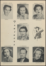 Page 12, 1954 Edition, A C Jones High School - Trojan Yearbook (Beeville, TX) online yearbook collection