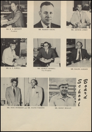 Page 7, 1954 Edition, A C Jones High School - Trojan Yearbook (Beeville, TX) online yearbook collection