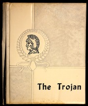 1956 Edition, A C Jones High School - Trojan Yearbook (Beeville, TX)