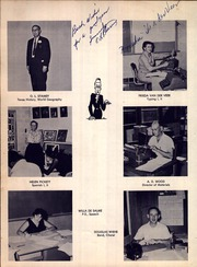 Page 14, 1956 Edition, A C Jones High School - Trojan Yearbook (Beeville, TX) online yearbook collection