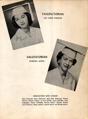 Page 15, 1956 Edition, A C Jones High School - Trojan Yearbook (Beeville, TX) online yearbook collection