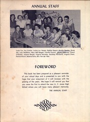Page 6, 1956 Edition, A C Jones High School - Trojan Yearbook (Beeville, TX) online yearbook collection