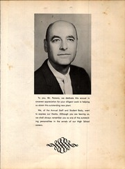 Page 7, 1956 Edition, A C Jones High School - Trojan Yearbook (Beeville, TX) online yearbook collection