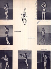 Page 92, 1956 Edition, A C Jones High School - Trojan Yearbook (Beeville, TX) online yearbook collection