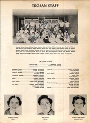 Page 99, 1956 Edition, A C Jones High School - Trojan Yearbook (Beeville, TX) online yearbook collection
