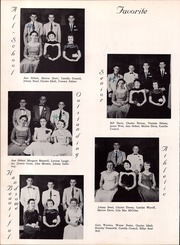 Page 74, 1957 Edition, A C Jones High School - Trojan Yearbook (Beeville, TX) online yearbook collection
