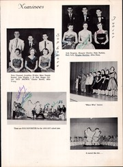 Page 75, 1957 Edition, A C Jones High School - Trojan Yearbook (Beeville, TX) online yearbook collection