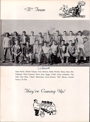 Page 84, 1957 Edition, A C Jones High School - Trojan Yearbook (Beeville, TX) online yearbook collection