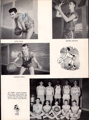 Page 91, 1957 Edition, A C Jones High School - Trojan Yearbook (Beeville, TX) online yearbook collection