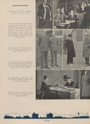 Page 11, 1937 Edition, Lubbock High School - Westerner Yearbook (Lubbock, TX) online yearbook collection