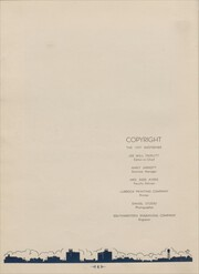 Page 8, 1937 Edition, Lubbock High School - Westerner Yearbook (Lubbock, TX) online yearbook collection