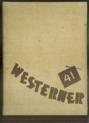 Page 1, 1941 Edition, Lubbock High School - Westerner Yearbook (Lubbock, TX) online yearbook collection