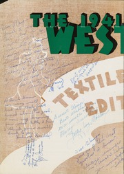 Page 6, 1941 Edition, Lubbock High School - Westerner Yearbook (Lubbock, TX) online yearbook collection