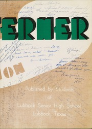 Page 7, 1941 Edition, Lubbock High School - Westerner Yearbook (Lubbock, TX) online yearbook collection