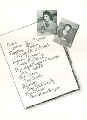 Page 12, 1942 Edition, Lubbock High School - Westerner Yearbook (Lubbock, TX) online yearbook collection