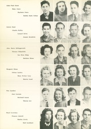 Page 54, 1944 Edition, Lubbock High School - Westerner Yearbook (Lubbock, TX) online yearbook collection