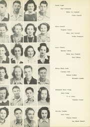 Page 65, 1944 Edition, Lubbock High School - Westerner Yearbook (Lubbock, TX) online yearbook collection