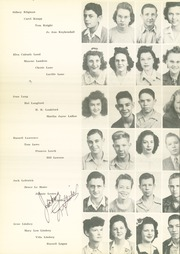 Page 70, 1944 Edition, Lubbock High School - Westerner Yearbook (Lubbock, TX) online yearbook collection