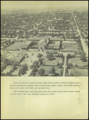 Page 14, 1948 Edition, Lubbock High School - Westerner Yearbook (Lubbock, TX) online yearbook collection