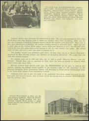 Page 8, 1948 Edition, Lubbock High School - Westerner Yearbook (Lubbock, TX) online yearbook collection