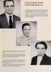 Page 17, 1956 Edition, Lubbock High School - Westerner Yearbook (Lubbock, TX) online yearbook collection