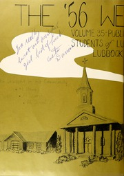 Page 6, 1956 Edition, Lubbock High School - Westerner Yearbook (Lubbock, TX) online yearbook collection