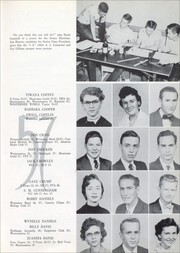Page 55, 1957 Edition, Lubbock High School - Westerner Yearbook (Lubbock, TX) online yearbook collection