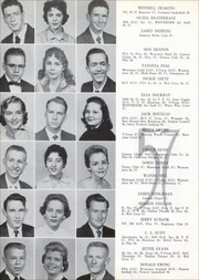 Page 56, 1957 Edition, Lubbock High School - Westerner Yearbook (Lubbock, TX) online yearbook collection