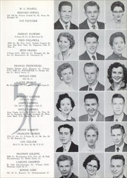 Page 57, 1957 Edition, Lubbock High School - Westerner Yearbook (Lubbock, TX) online yearbook collection