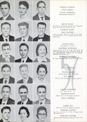 Page 58, 1957 Edition, Lubbock High School - Westerner Yearbook (Lubbock, TX) online yearbook collection