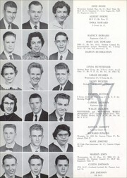 Page 60, 1957 Edition, Lubbock High School - Westerner Yearbook (Lubbock, TX) online yearbook collection