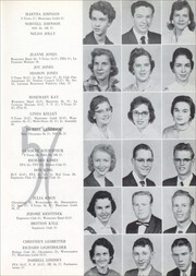 Page 61, 1957 Edition, Lubbock High School - Westerner Yearbook (Lubbock, TX) online yearbook collection