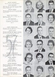 Page 63, 1957 Edition, Lubbock High School - Westerner Yearbook (Lubbock, TX) online yearbook collection