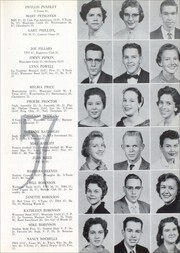 Page 65, 1957 Edition, Lubbock High School - Westerner Yearbook (Lubbock, TX) online yearbook collection
