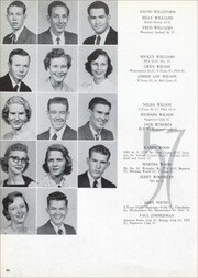 Page 70, 1957 Edition, Lubbock High School - Westerner Yearbook (Lubbock, TX) online yearbook collection