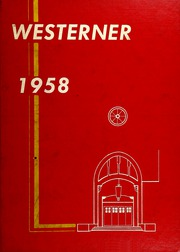 1958 Edition, Lubbock High School - Westerner Yearbook (Lubbock, TX)