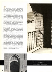 Page 8, 1962 Edition, Lubbock High School - Westerner Yearbook (Lubbock, TX) online yearbook collection