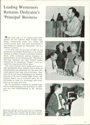 Page 15, 1965 Edition, Lubbock High School - Westerner Yearbook (Lubbock, TX) online yearbook collection