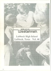 Page 6, 1965 Edition, Lubbock High School - Westerner Yearbook (Lubbock, TX) online yearbook collection