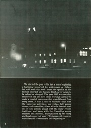 Page 6, 1967 Edition, Lubbock High School - Westerner Yearbook (Lubbock, TX) online yearbook collection