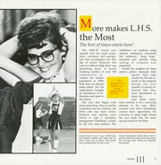 Page 9, 1987 Edition, Lubbock High School - Westerner Yearbook (Lubbock, TX) online yearbook collection
