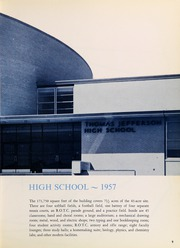 Page 13, 1957 Edition, Thomas Jefferson High School - Document Yearbook (Dallas, TX) online yearbook collection
