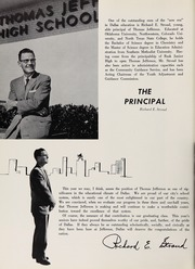 Page 16, 1959 Edition, Thomas Jefferson High School - Document Yearbook (Dallas, TX) online yearbook collection