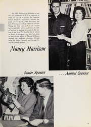 Page 13, 1961 Edition, Thomas Jefferson High School - Document Yearbook (Dallas, TX) online yearbook collection