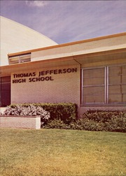 Page 13, 1962 Edition, Thomas Jefferson High School - Document Yearbook (Dallas, TX) online yearbook collection