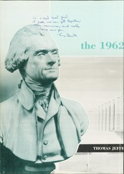 Page 6, 1962 Edition, Thomas Jefferson High School - Document Yearbook (Dallas, TX) online yearbook collection