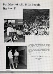 Page 15, 1964 Edition, Thomas Jefferson High School - Document Yearbook (Dallas, TX) online yearbook collection