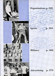 Page 9, 1964 Edition, Thomas Jefferson High School - Document Yearbook (Dallas, TX) online yearbook collection